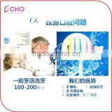 HC037 5 head Dental Care Teeth Cleaning Electric Toothbrush changeable Head for Braun Oral B