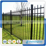 Customized aluminum garden fence, aluminum fence panel & aluminium fence slats/powder coated