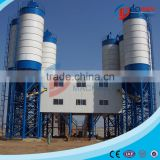 HZS150 150m3/h ready mix concrete plant layout