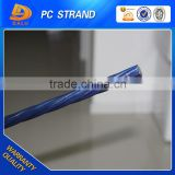 ASTM A882 Epoxy-Coated Seven-Wire Prestressing Steel Strand/ECS