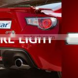 Rectangle LED Brake Lights Specific for toyota gt86 ft86 86 for Su.baru B.R.Z for Scion FRS