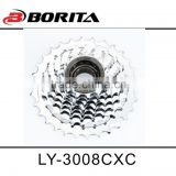 Borita Supply 8 speed Bicycle Freewheel Sprocket