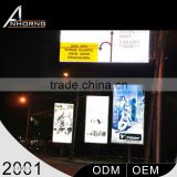 Good Quality Brightest Outdoor Scrolling Advertising Light Box Poster With Led Light