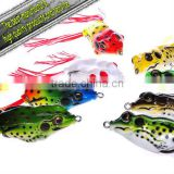 New 2012 fishing lure frog fighter 60mm 15g