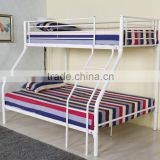 Triple 3 people bunk bed frame