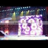 outdoor or Indoor Full color Ph12.5 18.75 37.5mm LED Video Curtain screen