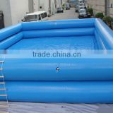 best selling pvc inflatable deep adult swimming pool