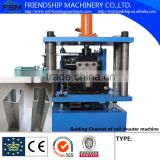 Guiding Channel of Shutter Door Roll Forming Machine