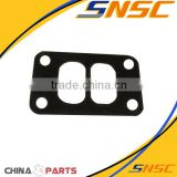 For SNSC weichai wd615 for shacman truck, sinotruk, howo engine spare parts;615T1110056,gasket