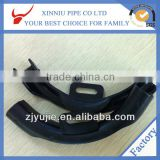 High quality pipe fittings china supplier pa6 or ppr material 16mm pipe plastic bend support
