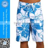 Clothin men's summer casual surf boardshorts blank board shorts wholesale