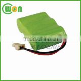 3.6V cordless phone replacement battery for SPP22H EX2600 EX2700 EX8050 CLT6100 CLT6300 3.6V 600mAh cordless Ni-MH battery