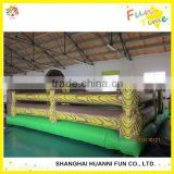 rental, mechanical rodeo bull, Automatic import inflatable mat fiberglass mechanical bull cow fight rodeo