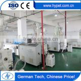 HYZS65/132 PVC 20-63mm pipe production line with ISO9001 CE Certification pvc extruder sleeve production line