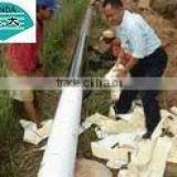 Jumbo Rolls polyethylene anti-corrosion tape for steel pipe that transport gas, oil water