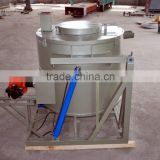 Tilt Pouring Aluminum Alloy Smelter Provider Scrap Aluminum Melting Furnace Factory