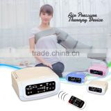 Factory directly digital lcd screen and remote control air pressure therapy massager beauty equipment