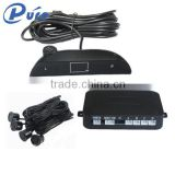 car reversing aid electronic parking sensor system ,reverse parking assist,led display car parking sensor device