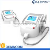 Portable 2016 Diode Laser 808nm Hair Removal/diode Laser Hair Removal Soprano/diode Laser Permanent Hair Removal Machine 1-120j/cm2