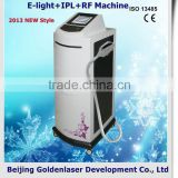 2013 Laser Tattoo Removal Slimming Machine Body Contouring Cavitation E-light+IPL+RF Machine Machine For Slim Cigarettes Rf Slimming Machine