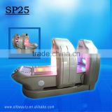 Newest ozone therapy machine/ far infrared sauna steam machine with LED light spa capsule