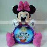 Hot-selling plush stuffed toy lovely mickey for gift