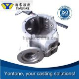 Yontone YT918 Authentic ISO9001 Factory High Value Added 6082 T6 Heat Treatment Aluminum Lost Wax Casting