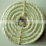 Leading manufacturer supply best 3 strand sisal rope price