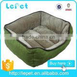 wholesale dog supplies new products soft cozy luxury rectangle orthopedic dog bed