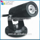 VLT new product LAS-0103A IP65 outdoor 3w led landscape spotlight