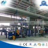 Waste management machinery electronic appliance disposal plant recycling electronic waste