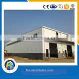 prefabricated barn cheap prefab stadium design metal roof warehouse