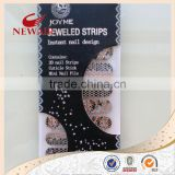 2014 wholesale fashion 3D Nail Art Stickers & Decals for jewel press on nail