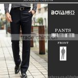 2017 hot wholesale office wear casual pants business suit pants with high quality