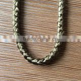 Tongchuang heat insulation braided basalt fiber round sealing rope