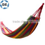 Hot Sale Portable Travel Camping Outdoor Portable Hammock Parachute Fabric Camping Swing Bed