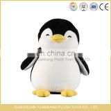 Soft plush material stuffed penguin toy penguin cartoon doll