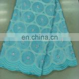 swiss cotton voile lace(A-44-7)