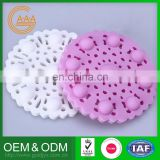 Good Feedback Custom Color Reasonable Price Non-Toxic Popular Design Bathroom Soap Dish Holders