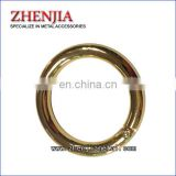 metal spring closure O ring