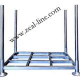 Folding Storage Warehouse Tire Racks