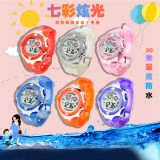 CITIPLUS 5-14 year old digital digital watch multi - function electronic watch mini cute waterproof watch