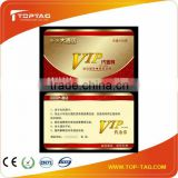 shenzhen rfid product Market Pvc Gift Card/ Gift card for discount