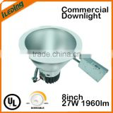 Deep Housing Reflector Commerical Electric LED Architectural Lighting Retrofit Downlight