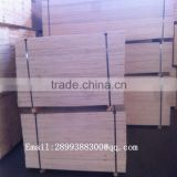 Poplar LVL -bed slat laminate wood beams for house building