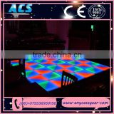 ACS dubai wholesale market portable led dance floors for sale 640/720/960pcs led lamps led dancing floor