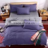 Very cheap wholesale monochromatic color matching bedding set                                                                         Quality Choice