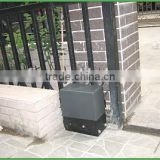 Guangzhou sliding gate opener, latest gate motor with backup battery, electric gate with backup