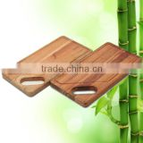 eco-friendly wood tray frood fruit tableware wood cutting board