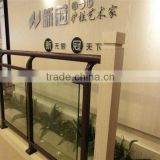 STEEL FENCE BALCONY(GLASS)